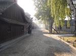 """""""Arbeit macht frei"""", Auschwitz I"""